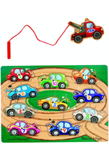 Melissa & Doug TOW TRUCK MAGNETIC GAME
