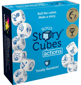Gamewright RORY'S STORY CUBES ACTION