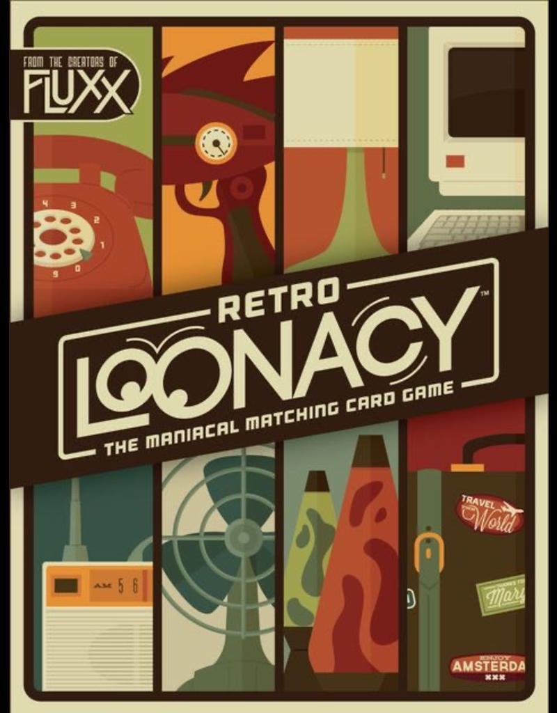 Fluxx RETRO LOONACY