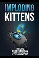 Exploding Kittens IMPLODING KITTENS