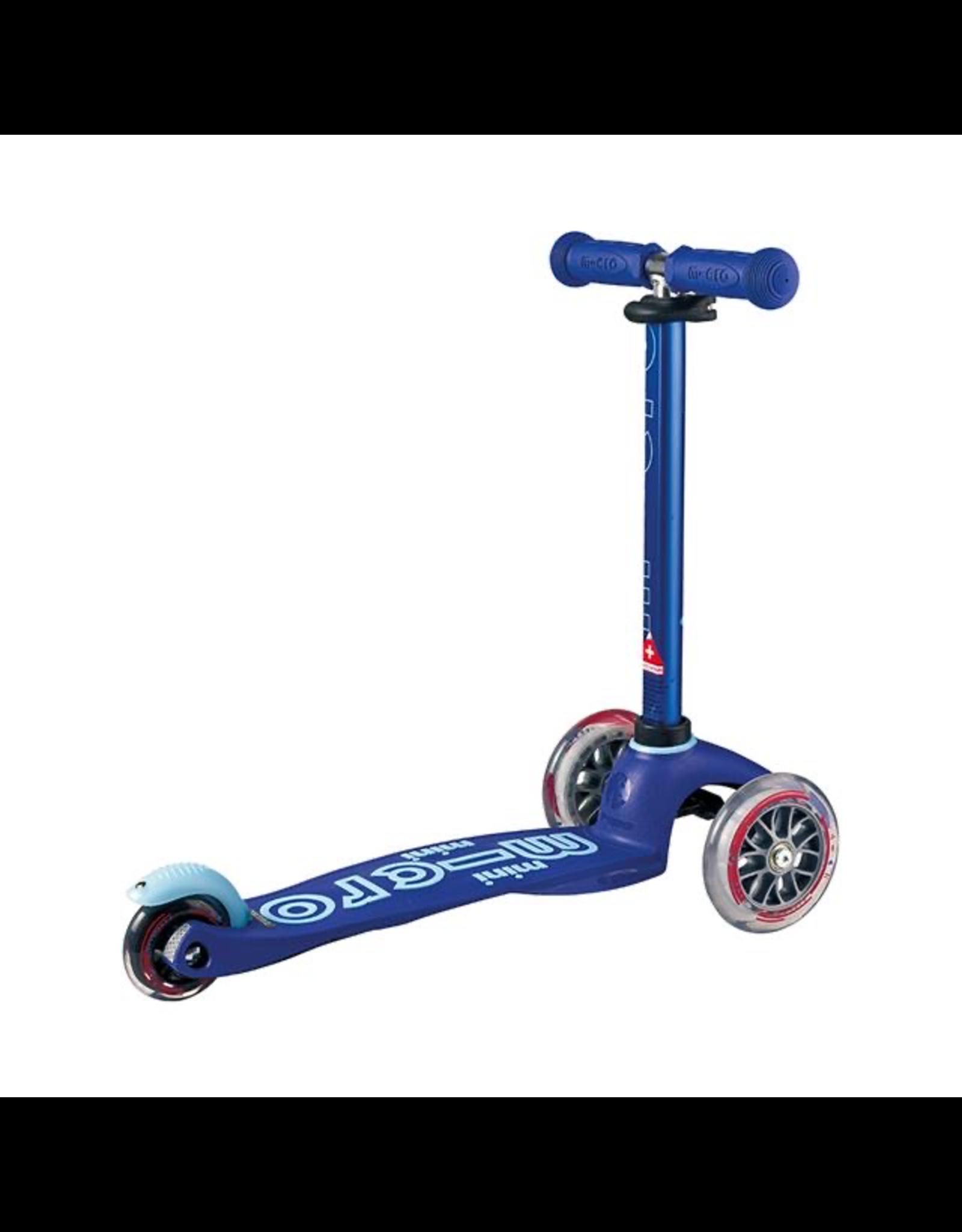Kickboard MINI MICRO DELUXE - BLUE