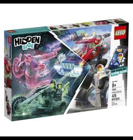 LEGO HIDDEN SIDE – 70421 EL FUEGO'S STUNT TRUCK