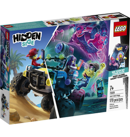 LEGO HIDDEN SIDE 70428 JACK'S BEACH BUGGY