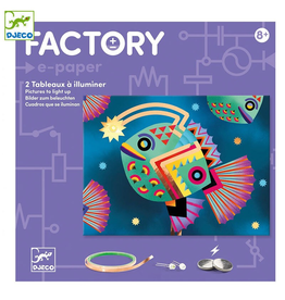 Djeco DJECO - FACTORY ART + TECHNOLOGY - ABYSSES