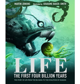 Penguin Random House LIFE: THE FIRST FOUR BILLION YEARS