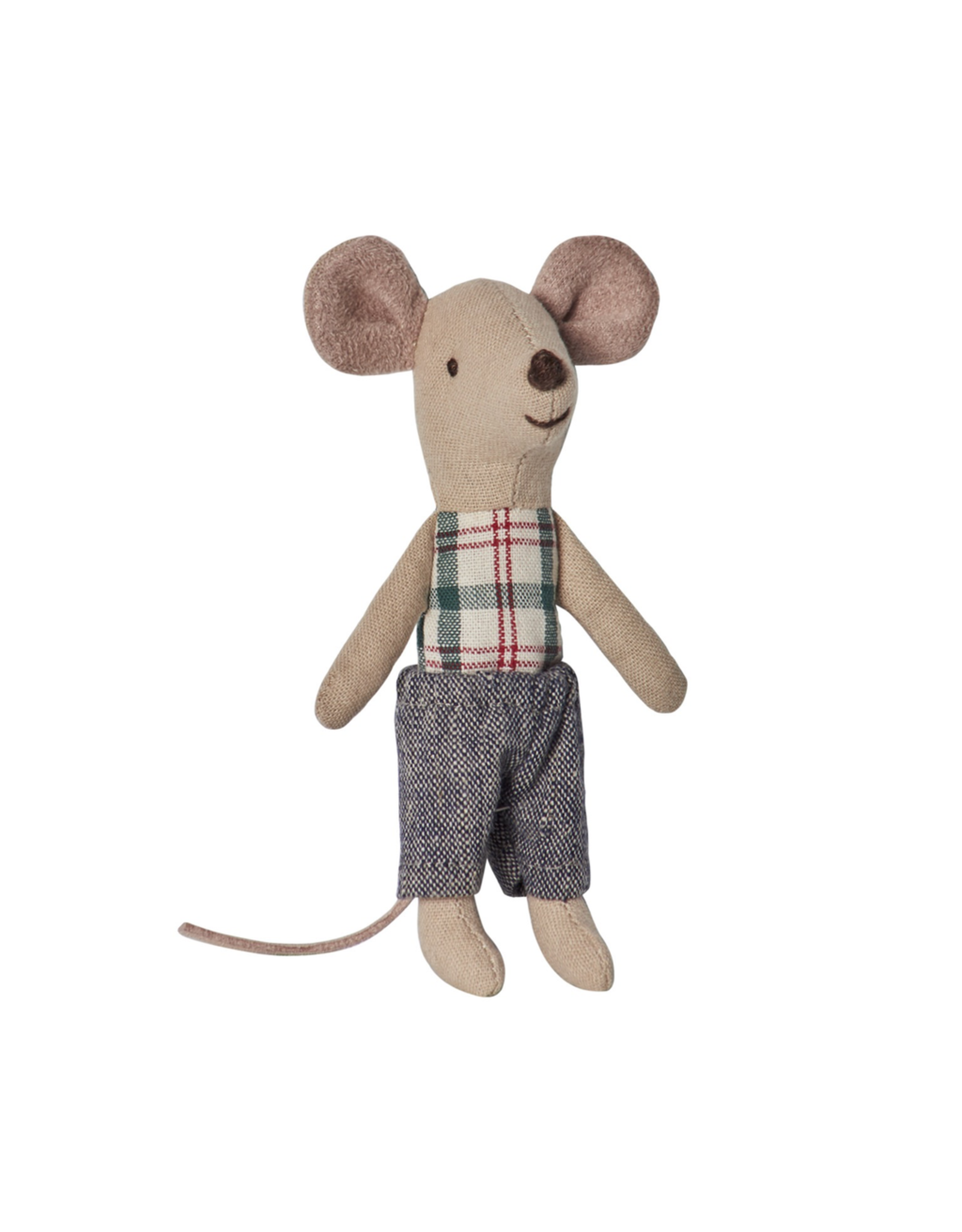 Maileg MOUSE LITTLE BROTHER IN BOX
