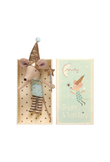 Maileg MOUSE  TOOTH FAIRY IN BOX  BOY
