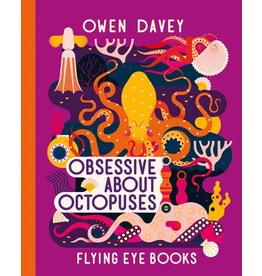 Penguin Random House Canada OBSESSIVE ABOUT OCTOPUSES