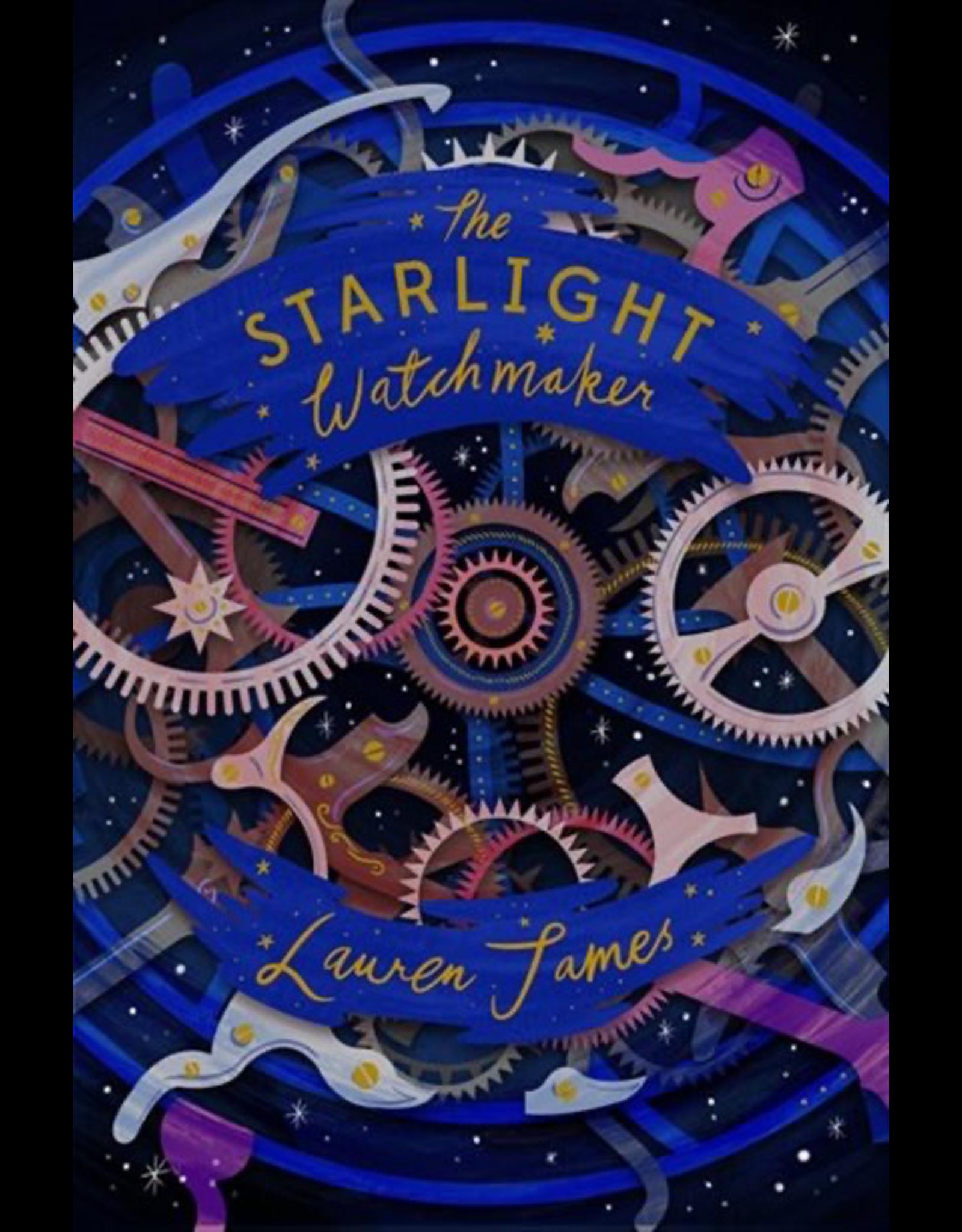 Raincoast Books THE STARLIGHT WATCHMAKER