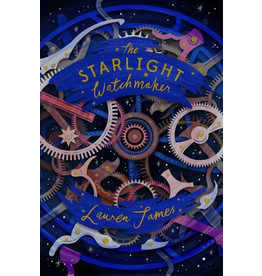 Raincoast Books THE STARLIGHT WATCHMAKER