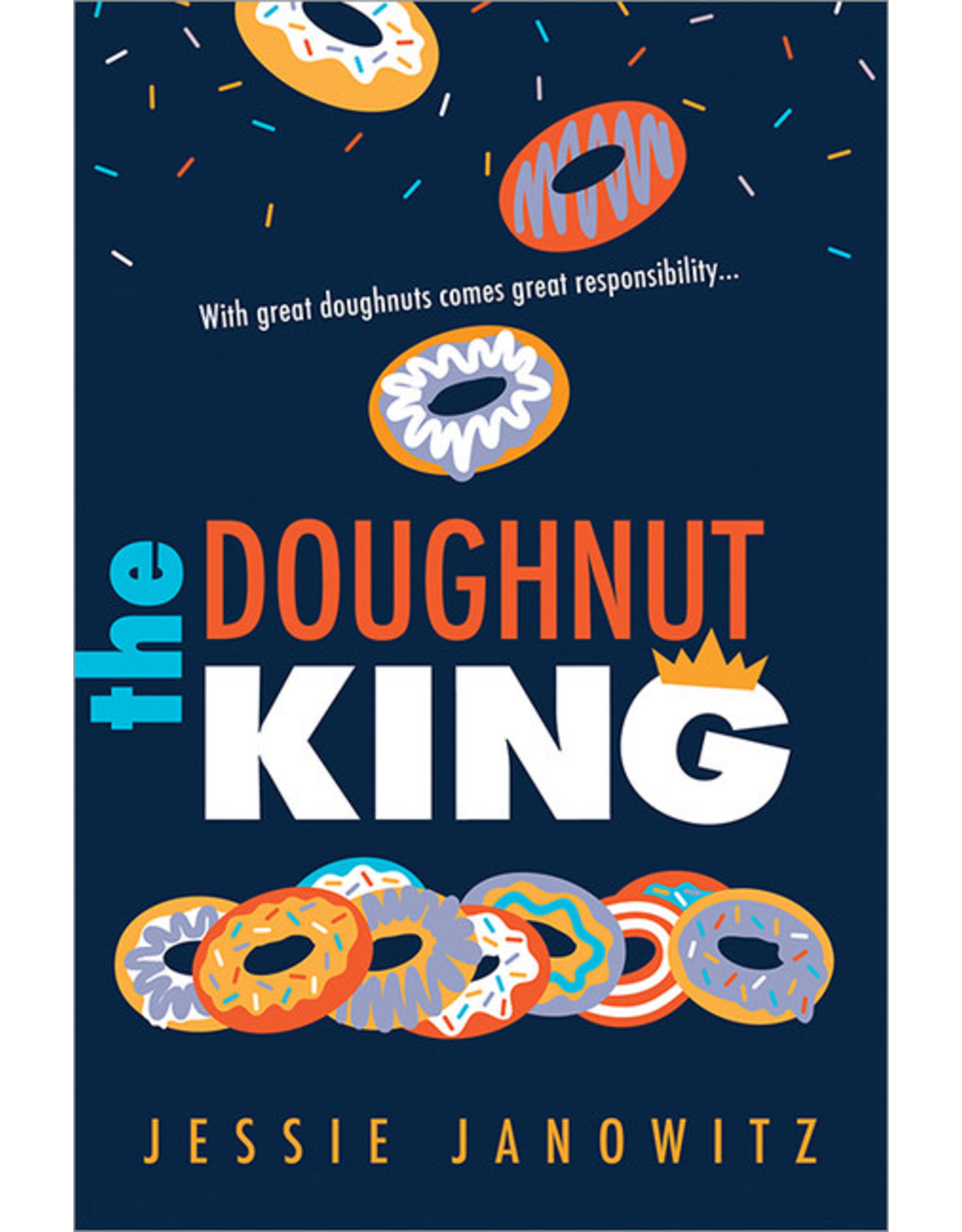 Raincoast Books THE DOUGHNUT KING