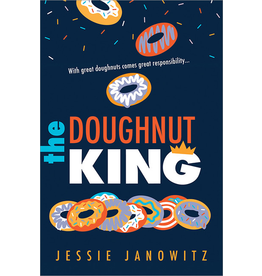 Raincoast Books THE DOUGHNUT KING