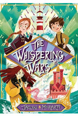 Scholastic THE WHISPERING WARS