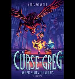Penguin Random House THE CURSE OF GREG
