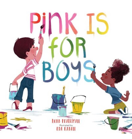 Hachette PINK IS FOR BOYS