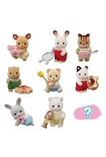 Calico Critters CALICO CRITTERS BABY CAMPING SERIES