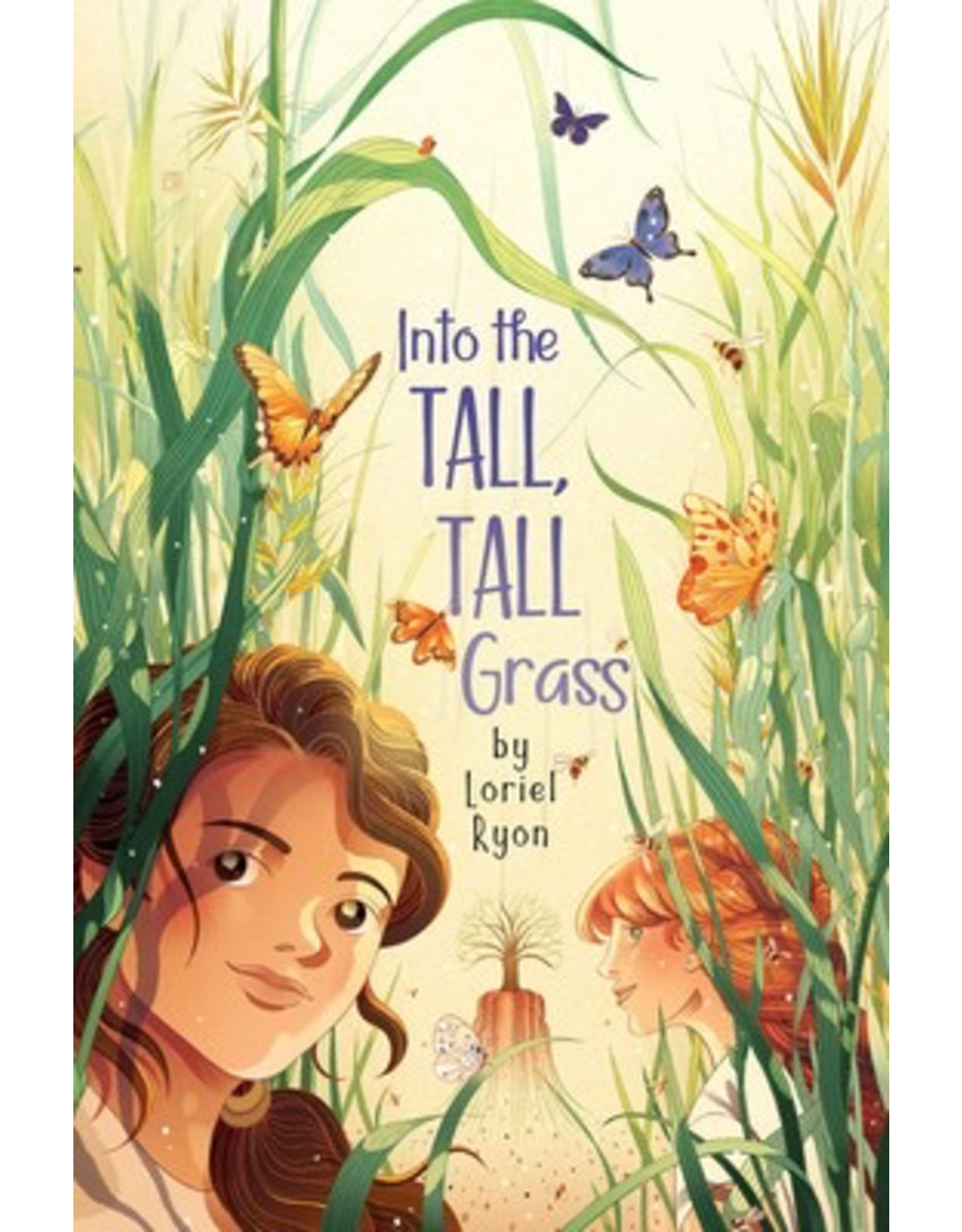 Simon and Schuster INTO THE TALL TALL GRASS