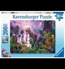Ravensburger KING OF THE DINOSAURS 200 PCS PUZZLE