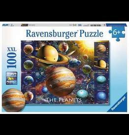 Ravensburger RAVENSBURGER - THE PLANETS (100 PC)