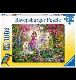 Ravensburger RAVENSBURGER - MAGICAL RIDE  (100 PC)
