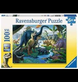 Ravensburger RAVENSBURGER - LAND OF THE GIANTS (100 PC)