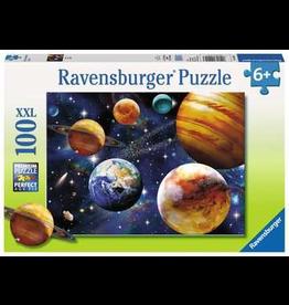 Ravensburger RAVENSBURGER - SPACE (100 PC)