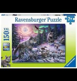 Ravensburger RAVENSBURGER - NORTHERN WOLVES (150 PC)
