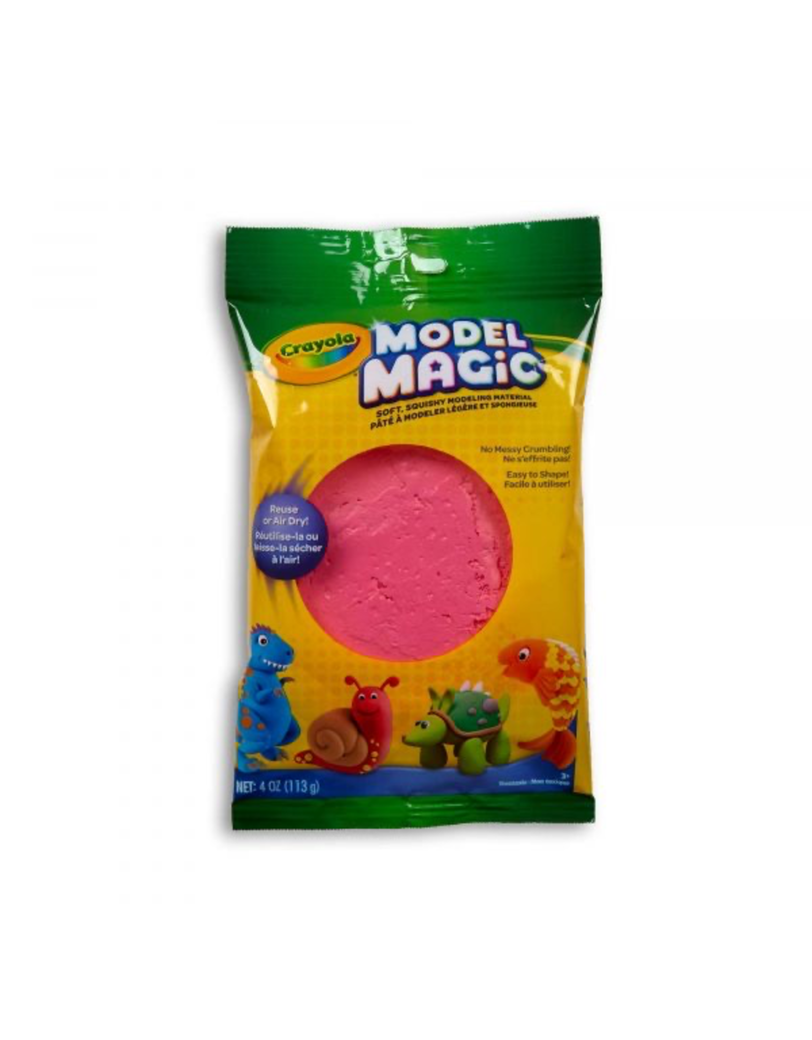 Crayola MODEL MAGIC - RASPBERRY 113 G