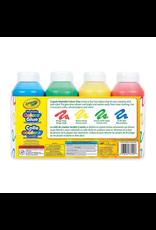 Crayola Washable Coloured Glue 4 ct - 8 oz By Crayola