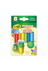 Crayola MODELLING CLAY, 8 CLASSIC COLOURS