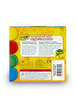 Crayola MODELLING CLAY, 4 COLOURS