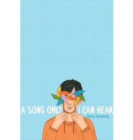 Simon and Schuster A Song Only I Can Hear  By Barry Jonsberg