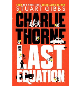 Simon and Schuster CHARLIE THORNE & LAST EQUATION