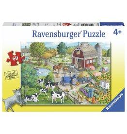 Ravensburger RAVENSBURGER - HOME ON THE RANGE  (60 PC)