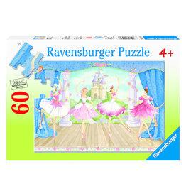 Ravensburger RAVENSBURGER - FAIRYTALE BALLET (60 PC)