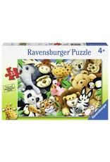 Ravensburger RAVENSBURGER - SOFTIES  (35 PC)