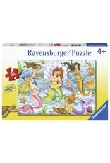 Ravensburger RAVENSBURGER - QUEENS OF THE OCEAN  (35 PC)