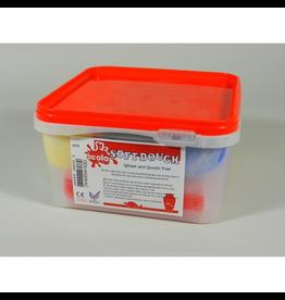 Funstuff GLUTEN FREE Scola® Plastimodal Soft Modelling Dough (8)