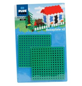 Plus-Plus PLUS-PLUS - BASE PLATE DUO