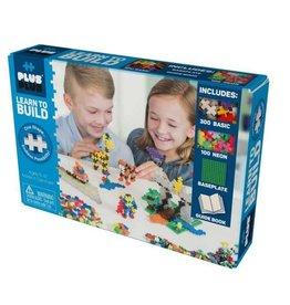 Plus-Plus PLUS-PLUS LEARN TO BUILD