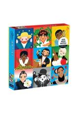 Mudpuppy Little Artist 500 Piece Family Puzzle