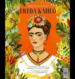 Hachette PORTRAIT OF AN ARTIST: FRIDA KAHLO by Lucy Brownridge