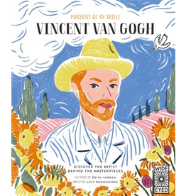 Hachette PORTRAIT OF AN ARTIST: VINCENT VAN GOGH