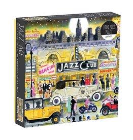 Galison Michael Storrings Jazz Age 1000 Piece Puzzle