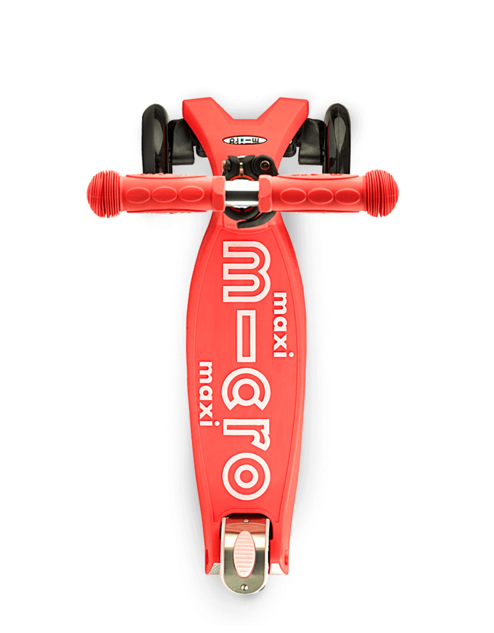Kickboard MAXI MICRO DELUXE FOLDING KICKBOARD - BRIGHT CORAL