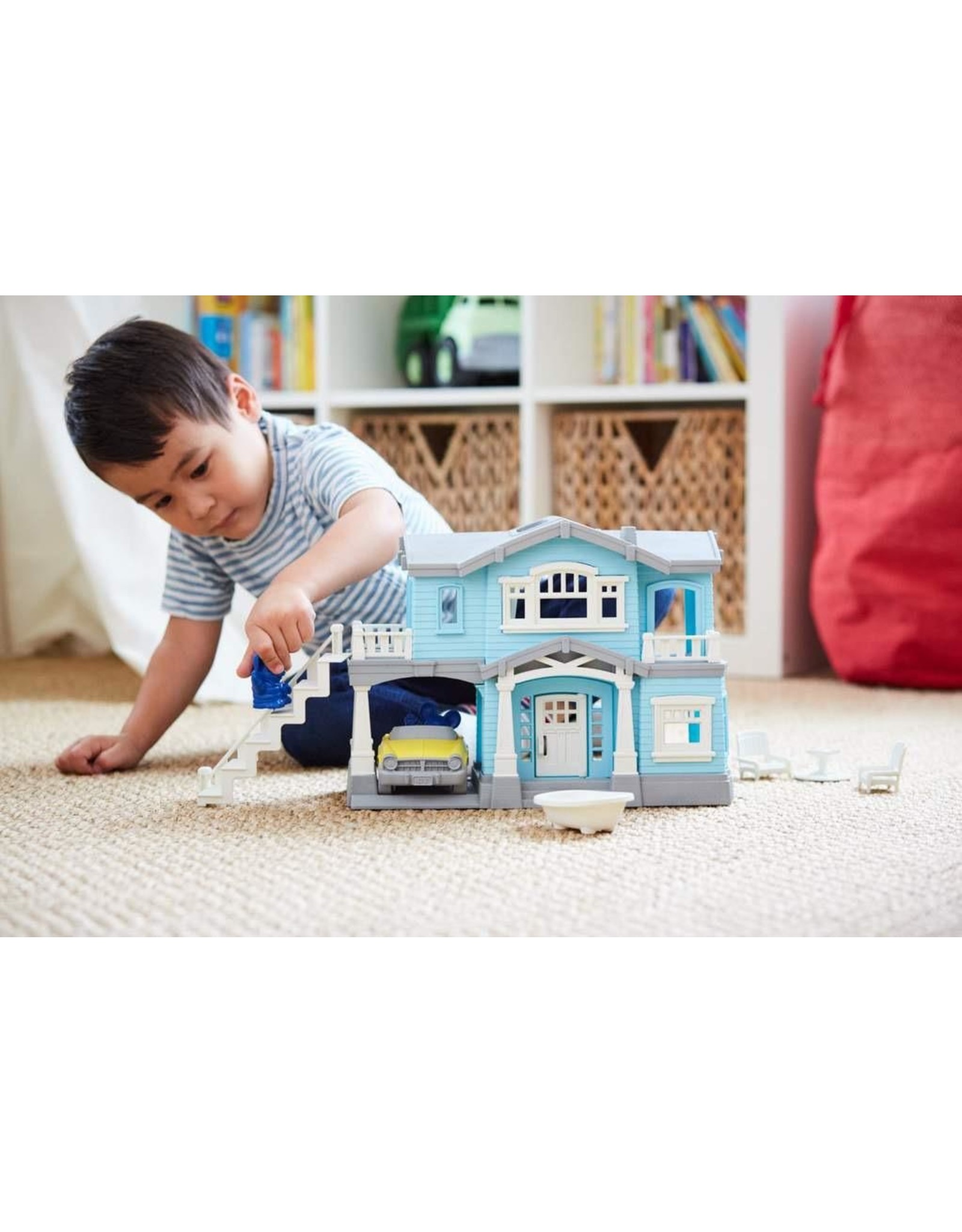 Green Toys HOUSE PLAYSET BY GREEN TOYS