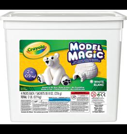 Crayola MODEL MAGIC BUCKET  WHITE 904G