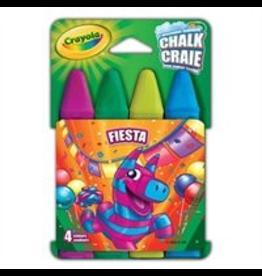 Crayola FIESTA SIDEWALK CHALK