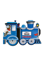 Scholastic I AM A TRAIN