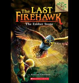 Scholastic LAST FIREHAWK #1 THE EMBER STONE